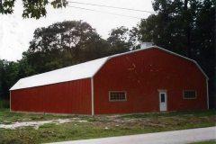 gambrel-roof