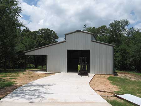 Metal Barns Steel Building Systems Houston