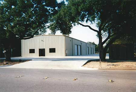 Warehouses - Metal Building Systems