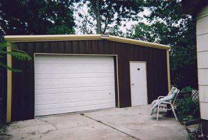 Houston Metal Garages